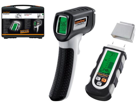 Korting Laserliner Vochtmeter plus Thermometer