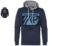 Petrol Sweater Hooded