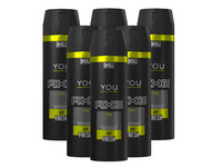 6x Axe Deo BS You | 200ml