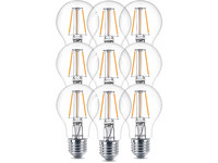 9x Philips Led Vintage Lamp