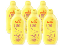 6x żel do mycia Zwitsal | 500 ml