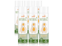 6x krem do kąpieli Zwitsal Naturals | 250 ml