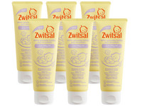 6x Zwitsal 2-in-1-Babysalbe | 75 ml