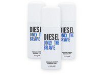 3x Diesel Only The Brave Deo Spray