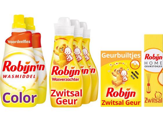 Korting Robijn Zwitsal Baby Geschenkpakket