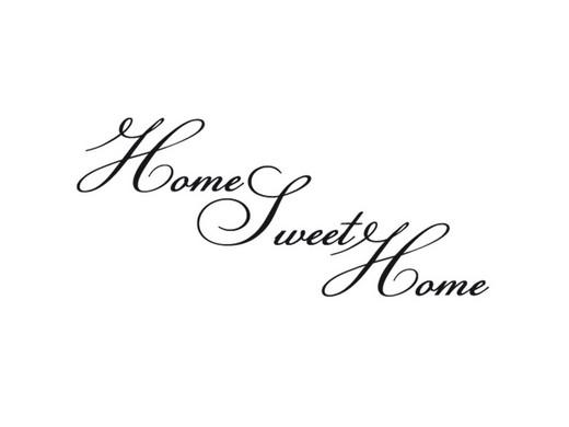 Muursticker Home Sweet Home.Ambiance Muursticker Home Sweet Home Internet S Best