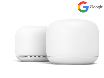 Google Nest Wifi Router & Point