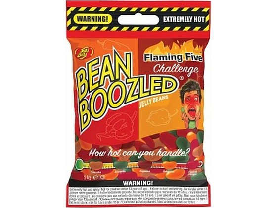 Jelly Beans Flaming Five   12x 54 gr