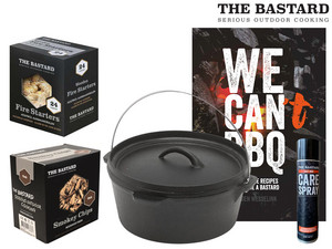 The Bastard Dutch Oven Set