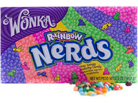 Wonka Rainbow Nerds | 12x 142 gr