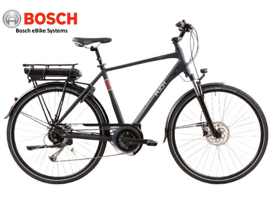 Korting Puch Clubman 55 cm | Bosch Active Line