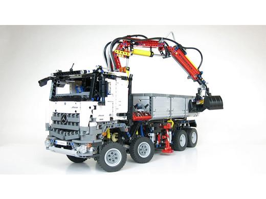 Lego Technic Mercedes Benz Arocs 3245 Lkw Internets Best Online