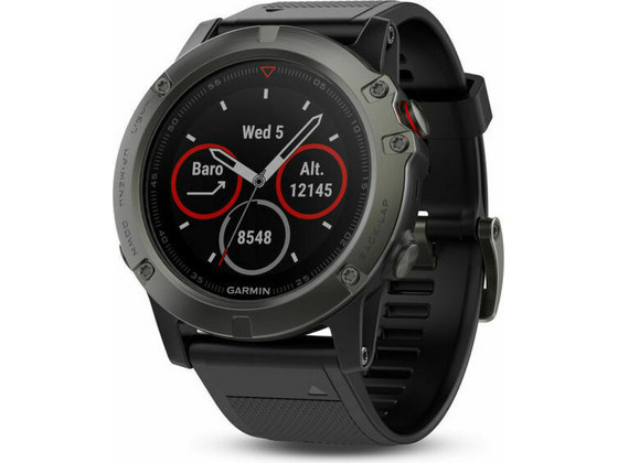 Korting Fenix 5X Sapphire Smartwatch 51 mm