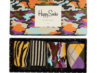 Happy Socks Geschenkbox | Purple Army
