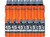 6x L'Oréal Paris Men Expert Thermic Resist