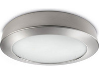 Philips Octagon Plafondlamp Nickel