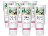 6x Therme Bali Flower Duschpeeling | 200 ml