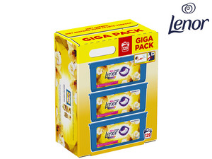 129x kapsułka Lenor All-in-1 | Gouden Orchidee