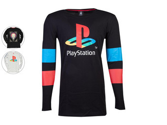 Playstation Langarmshirt