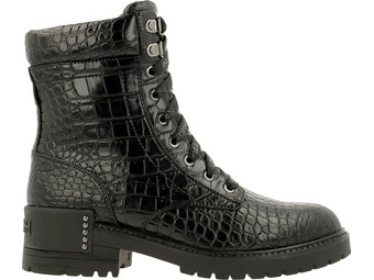 SuperTrash Bella Croco Stiefel | Damen