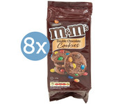 M&M's Double Chocolate | 8x 180 gr.
