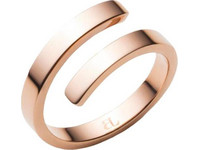 Abbott Lyon Ring | Rose Gold
