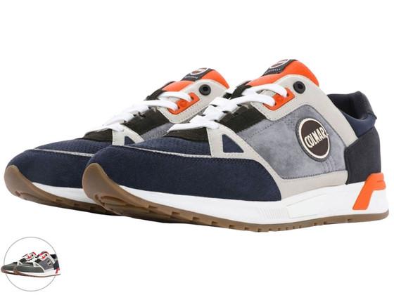 Colmar Supreme Pro Ross Sneakers   Heren