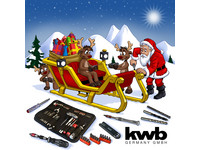 KWB Tools Xmas Adventskalender