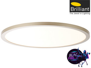 Lampa Brilliant Smooth LED | 46 W  | Ø 60 cm