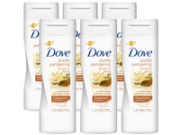 6x Dove Bodylotion Sheabutter