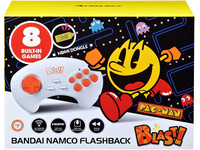 Bandai Flashback Spelconsole + 8 Games