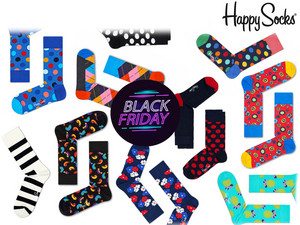 6 Paar Happy Socks in Mystery Pack