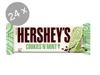 24x Hersheys Cookie N Mint