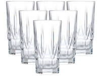 6x RCR Chic Hi-Ball Tumbler | 520 ml
