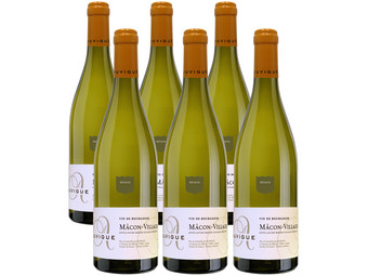 6x Chardonnay Auvigue Macon Village