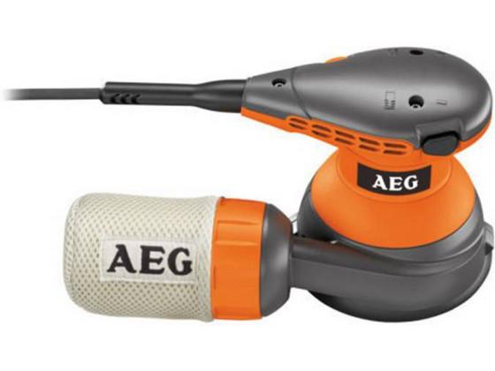 AEG13 AEG Schuurmachine EX 125 ED Set
