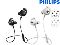2x Philips BASS+ In-Ears | Bluetooth