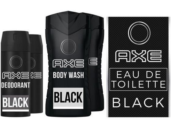 Korting Axe Black 5 delige Geschenkset