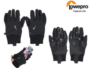 2x LowePro ProTactic Photo Handschuhe