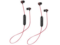 2x JVC Xtreme Xplosive Bluetooth-In-Ears