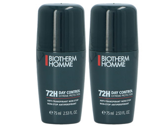 3x Biotherm 72H Deo Roll-On | 75 ml