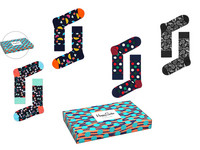 Happy Socks Giftbox | 4 Paar