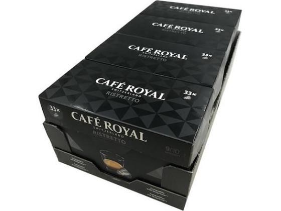 Korting 132 Café Royal Ristretto Koffiecaps.
