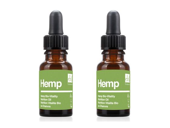 Korting 2x Hemp Bio Vitality Voedende Olie