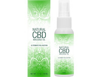 Shots Natural CBD Massageolie