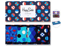 Happy Socks Giftbox (4 Paar)