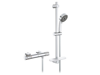 Grohe Precision Feel Duschsystem