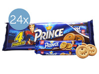 24x LU Prince Fourre Chocolate