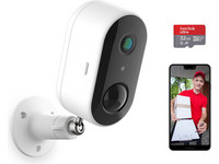 GO1 Outdoor Cam | Wifi | FHD | 32GB SD