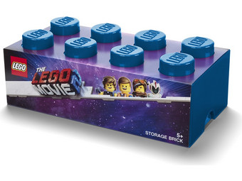 LEGO Opbergbox Movie 2 | Brick 8